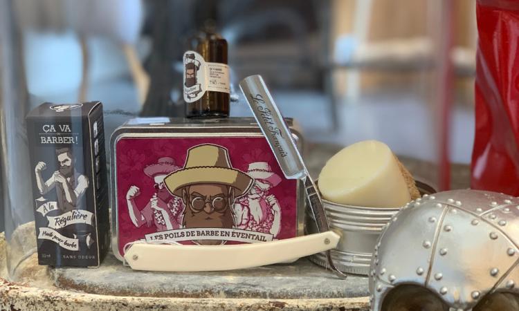 La Fabrique | Barbier Coiffeur Tatoueur Lyon - Concept store innovant